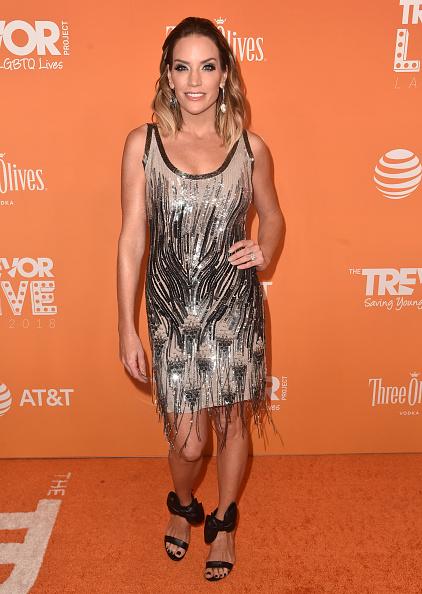 Embellished Dress「The Trevor Project's 2018 TrevorLIVE LA Gala - Arrivals」:写真・画像(1)[壁紙.com]
