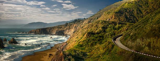 Dramatic Northern California Coastline:スマホ壁紙(壁紙.com)