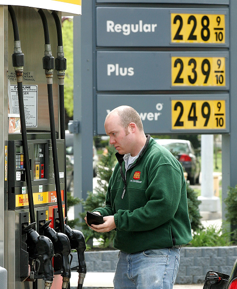 Wallet「Energy Dept. Says Gas Prices May Have Peaked For 2005」:写真・画像(19)[壁紙.com]
