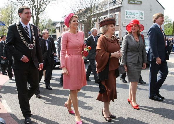 Netherlands「HRH Queen Beatrix Of The Netherlands And Crown Prince Couple Willem Alexander And Maxima On Germany Visit - Day 4」:写真・画像(17)[壁紙.com]