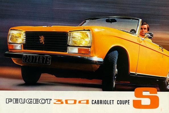 Vehicle Brand Name「1972 Peugeot 304 Cabriolet S sales brochure」:写真・画像(12)[壁紙.com]