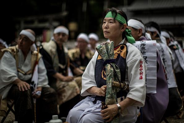 戦国武将「The Samurai Of Fukushima」:写真・画像(17)[壁紙.com]
