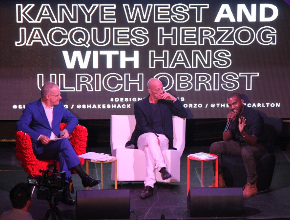 Gulf Coast States「Surface Magazine's DesignDialogues No. 6 With Hans Ulrich Obrist, Kanye West And Jacques Herzog」:写真・画像(19)[壁紙.com]