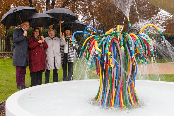 Frieze「Bertrand Lavier Fountain Unveiling」:写真・画像(19)[壁紙.com]