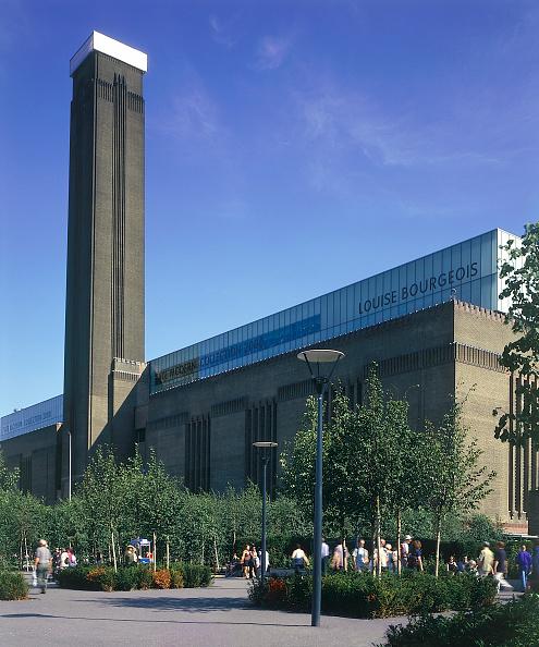 Brick Wall「Tate Modern Museum of Modern Art. Bankside, London, United Kingdom.」:写真・画像(12)[壁紙.com]