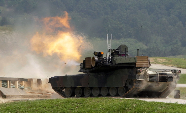 Armored Tank「U.S. Army Opens New Rodriguez Digital Multi-Purpose Range Complex」:写真・画像(11)[壁紙.com]
