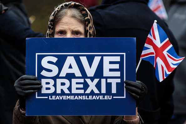 Brexit「British Government Delays The Meaningful Vote On Brexit」:写真・画像(17)[壁紙.com]