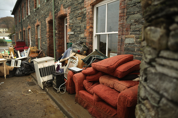 Belongings「Cumbria Counts The Cost Of Flood Damage As The Water Begins To Recede」:写真・画像(13)[壁紙.com]