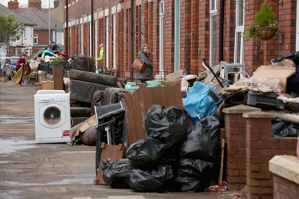 Belongings「Cumbria Counts The Cost Of Flood Damage As The Water Begins To Recede」:写真・画像(7)[壁紙.com]