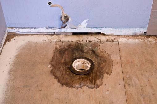 Restoring「water damaged floor」:スマホ壁紙(8)