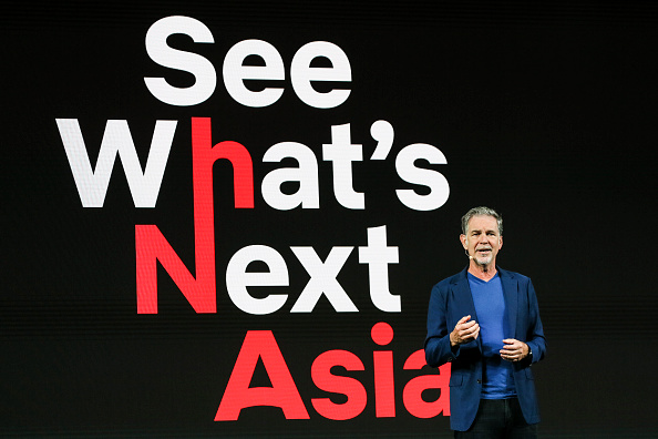 Business Finance and Industry「Netflix See What's Next: Asia - Day 1」:写真・画像(6)[壁紙.com]