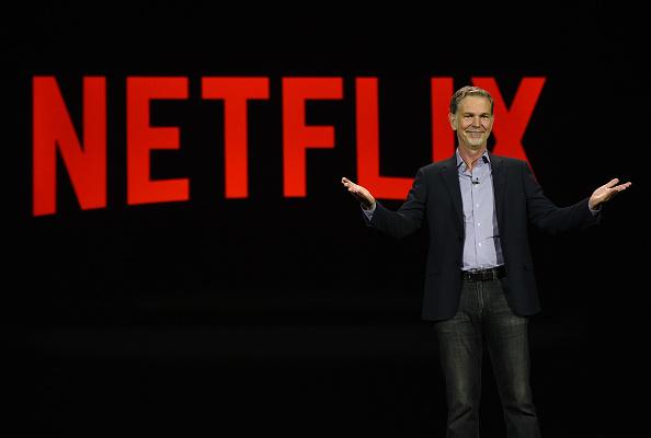 Netflix「Latest Consumer Technology Products On Display At CES 2016」:写真・画像(0)[壁紙.com]