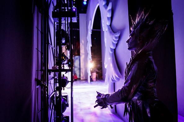雪だるま「'The Snowman' - Behind the Scenes At The Peacock Theatre」:写真・画像(2)[壁紙.com]