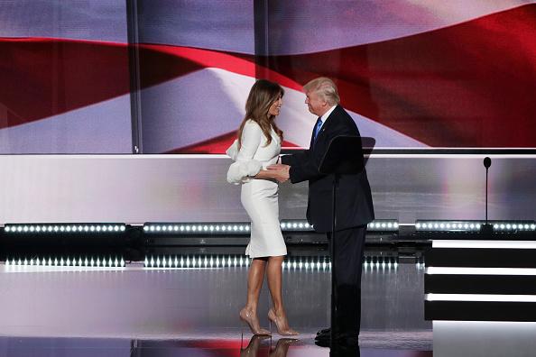 全身「Republican National Convention: Day One」:写真・画像(7)[壁紙.com]