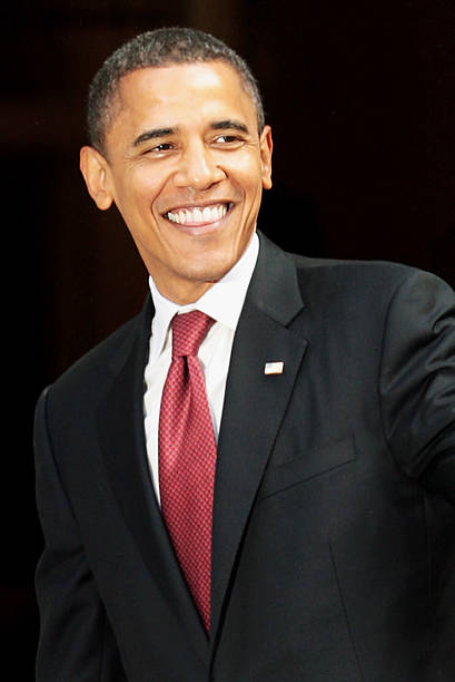 Barack Obama Continues His Visit To London:ニュース(壁紙.com)