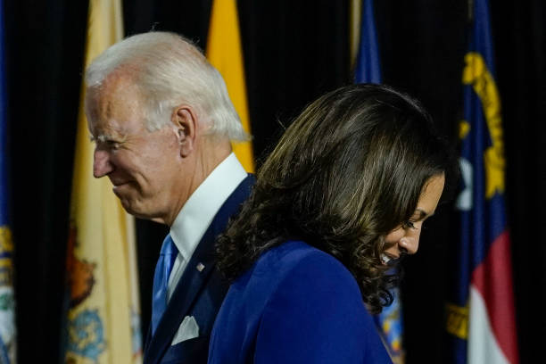 Joe Biden and Running Mate Kamala Harris Deliver Remarks In Delaware:ニュース(壁紙.com)