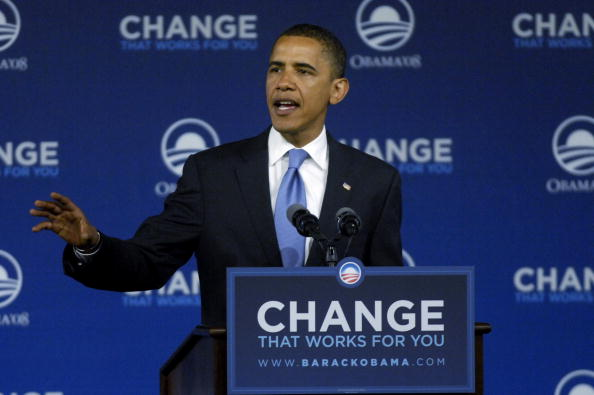 Hope - Concept「Barack Obama Begins Campaigning For General Election」:写真・画像(3)[壁紙.com]