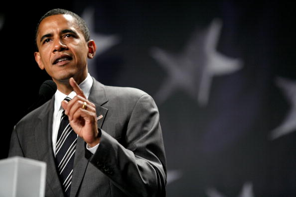 Speech「McCain And Obama Address LULAC National Convention」:写真・画像(15)[壁紙.com]