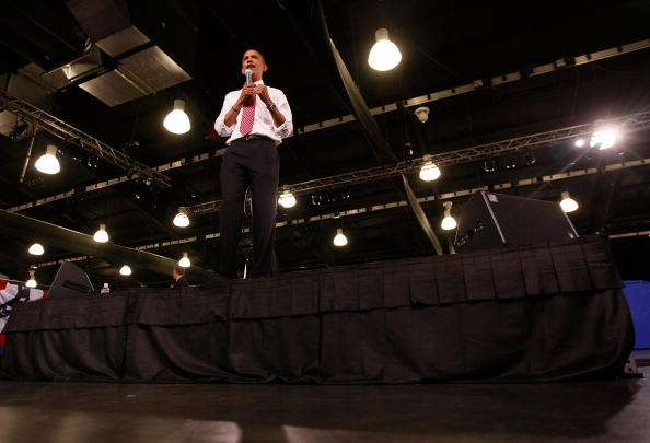 Florida - US State「Barack Obama Campaigns In Florida And North Carolina」:写真・画像(13)[壁紙.com]