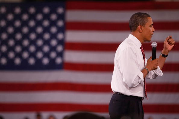 Florida - US State「Barack Obama Campaigns In Florida And North Carolina」:写真・画像(7)[壁紙.com]