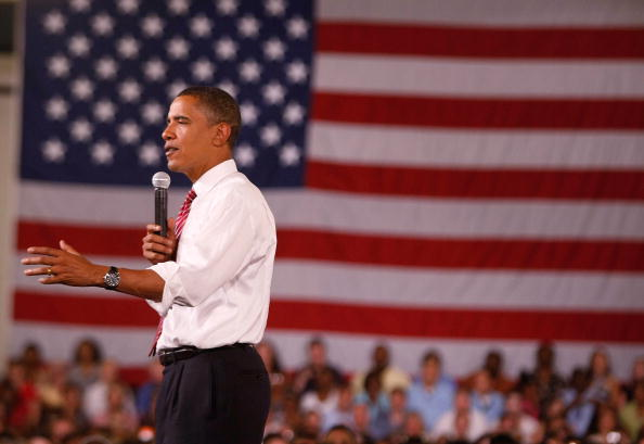 Florida - US State「Barack Obama Campaigns In Florida And North Carolina」:写真・画像(15)[壁紙.com]
