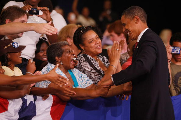 Florida - US State「Barack Obama Campaigns In Florida And North Carolina」:写真・画像(6)[壁紙.com]