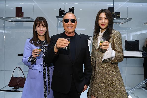 Han Myung-Gu「Michael Kors Cheongdam Flagship Store Opening Cocktail Party」:写真・画像(7)[壁紙.com]