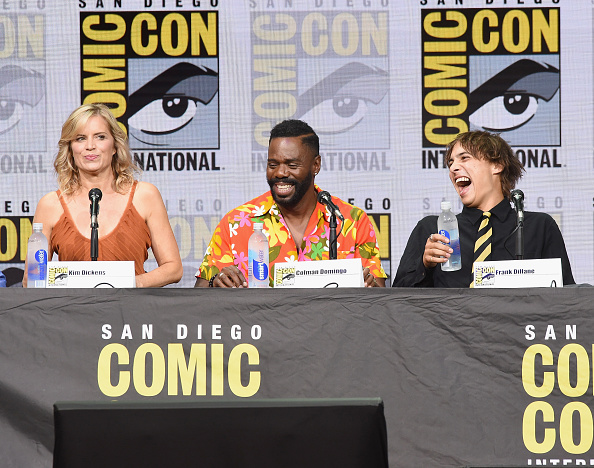 "Comic con「Comic-Con International 2017 - ""Fear The Walking Dead"" Panel」:写真・画像(8)[壁紙.com]"