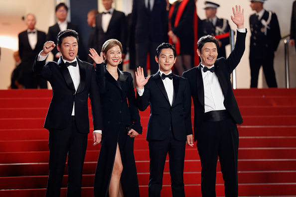 """Tristan Fewings「""""The Merciless (Bulhandang)"""" Red Carpet Arrivals - The 70th Annual Cannes Film Festival」:写真・画像(3)[壁紙.com]"""