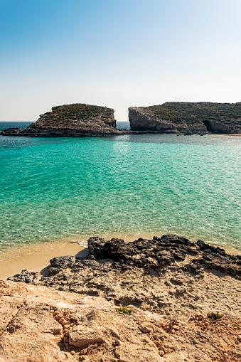 Malta「The Blue Lagoon, Comino, Malta」:スマホ壁紙(10)