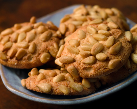 Pine Nut「Pignoli cookies」:スマホ壁紙(18)