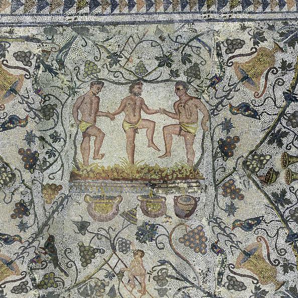 Mosaic「Treading The Grapes」:写真・画像(16)[壁紙.com]