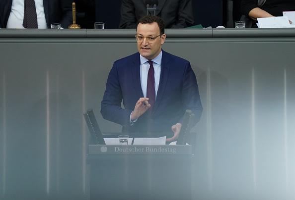 Incidental People「Health Minister Spahn Gives Bundestag Declaration on Vaccine Rollout」:写真・画像(0)[壁紙.com]