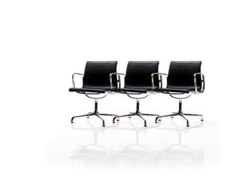 Chair「Row of corporate chairs」:スマホ壁紙(2)