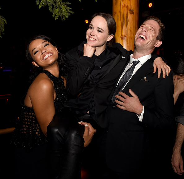 """Textured「Premiere Of Columbia Pictures' """"Flatliners"""" - After Party」:写真・画像(14)[壁紙.com]"""