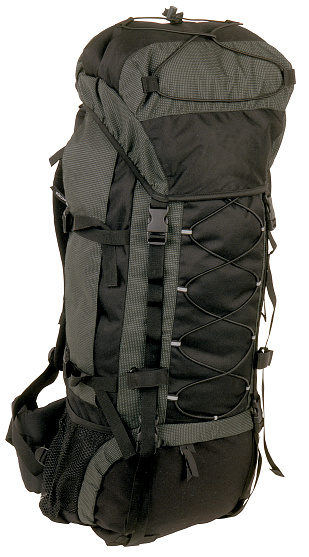 Climbing「Rucksack isolated with clipping path, Travel Luggage」:スマホ壁紙(18)