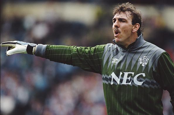 Sport「Neville Southall Everton Goalkeeper 1989」:写真・画像(15)[壁紙.com]