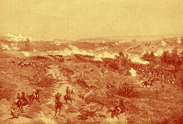Physical Geography「Battle of Atlanta - American Civil War」:写真・画像(11)[壁紙.com]
