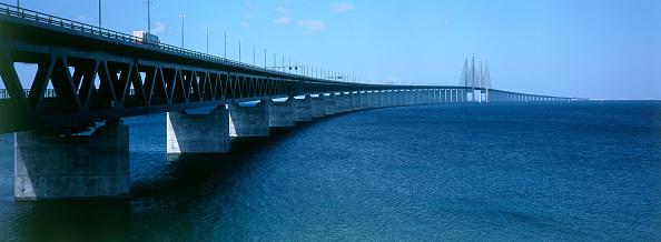 Panoramic「Oresund Bridge. Linking Malmo, Sweden and Copenhagen, Denmark.」:写真・画像(14)[壁紙.com]