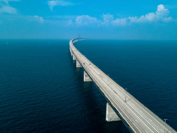 Oresund Bridge:スマホ壁紙(壁紙.com)
