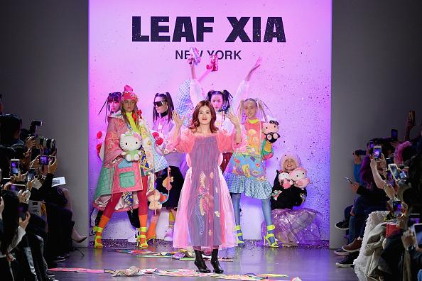 Dia Dipasupil「Leaf Xia NYFW FW19 Fashion Show」:写真・画像(12)[壁紙.com]