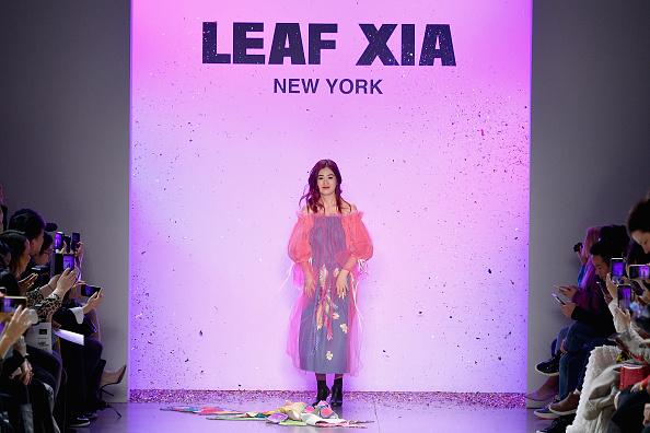 Dia Dipasupil「Leaf Xia NYFW FW19 Fashion Show」:写真・画像(11)[壁紙.com]