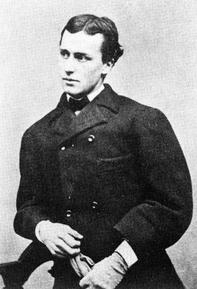 作家「Henry James as a Harvard student」:写真・画像(18)[壁紙.com]
