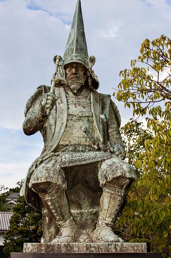 戦国武将「Kato Kiyomasa stature」:スマホ壁紙(17)