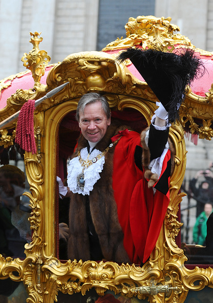 Business Finance and Industry「The Lord Mayor's Show Celebrates 800 years」:写真・画像(14)[壁紙.com]