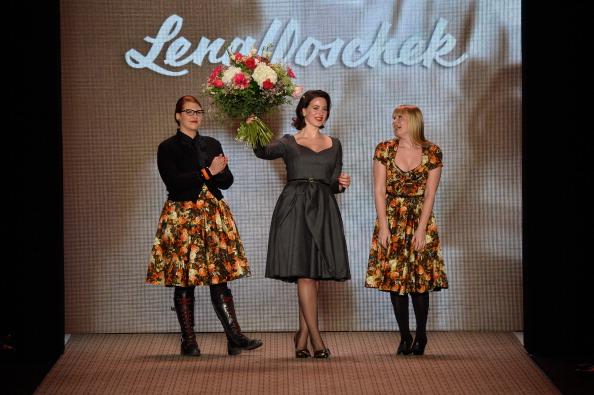 Gratitude「Lena Hoschek Show - Mercedes-Benz Fashion Week Autumn/Winter 2014/15」:写真・画像(1)[壁紙.com]