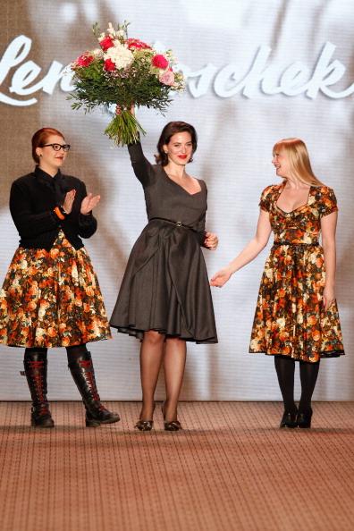 Gratitude「Lena Hoschek Show - Mercedes-Benz Fashion Week Autumn/Winter 2014/15」:写真・画像(13)[壁紙.com]