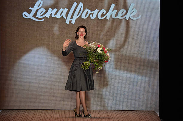 Lena Hoschek Show - Mercedes-Benz Fashion Week Autumn/Winter 2014/15:ニュース(壁紙.com)