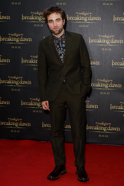 Robert Pattinson「Robert Pattinson Promotes 'Breaking Dawn - Part 2' In Sydney」:写真・画像(1)[壁紙.com]