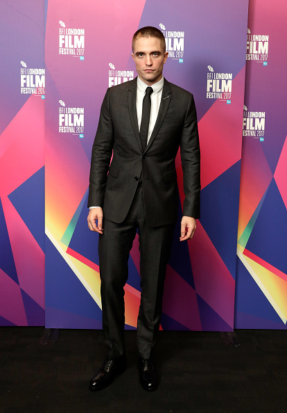 ロバート・パティンソン「'Good Time' Screening - 61st BFI London Film Festival」:写真・画像(13)[壁紙.com]